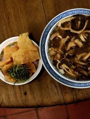 Foto: Kuliner Ekstrem Sup Ular