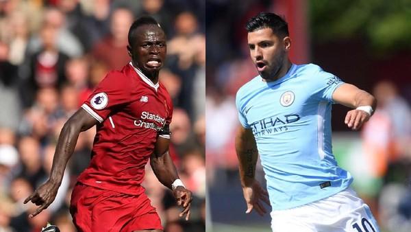 Data dan Fakta Menarik City vs Liverpool