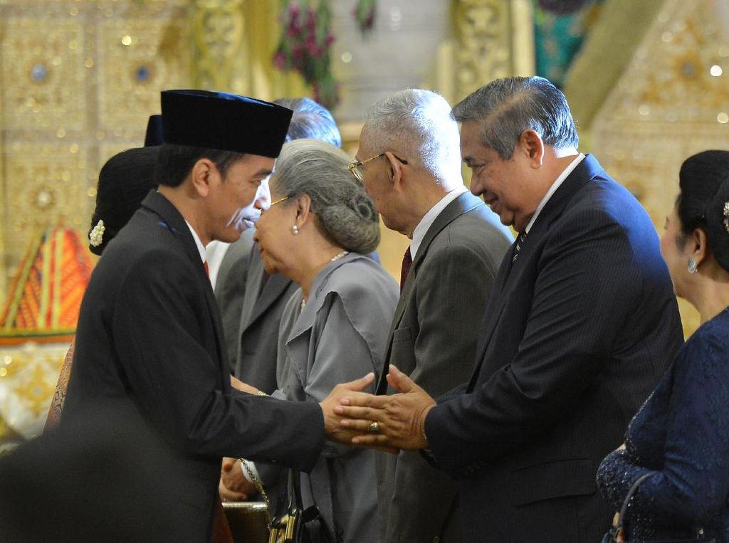 Debat Soal Pemerintahan Era SBY atau Jokowi yang Berkuping Tipis