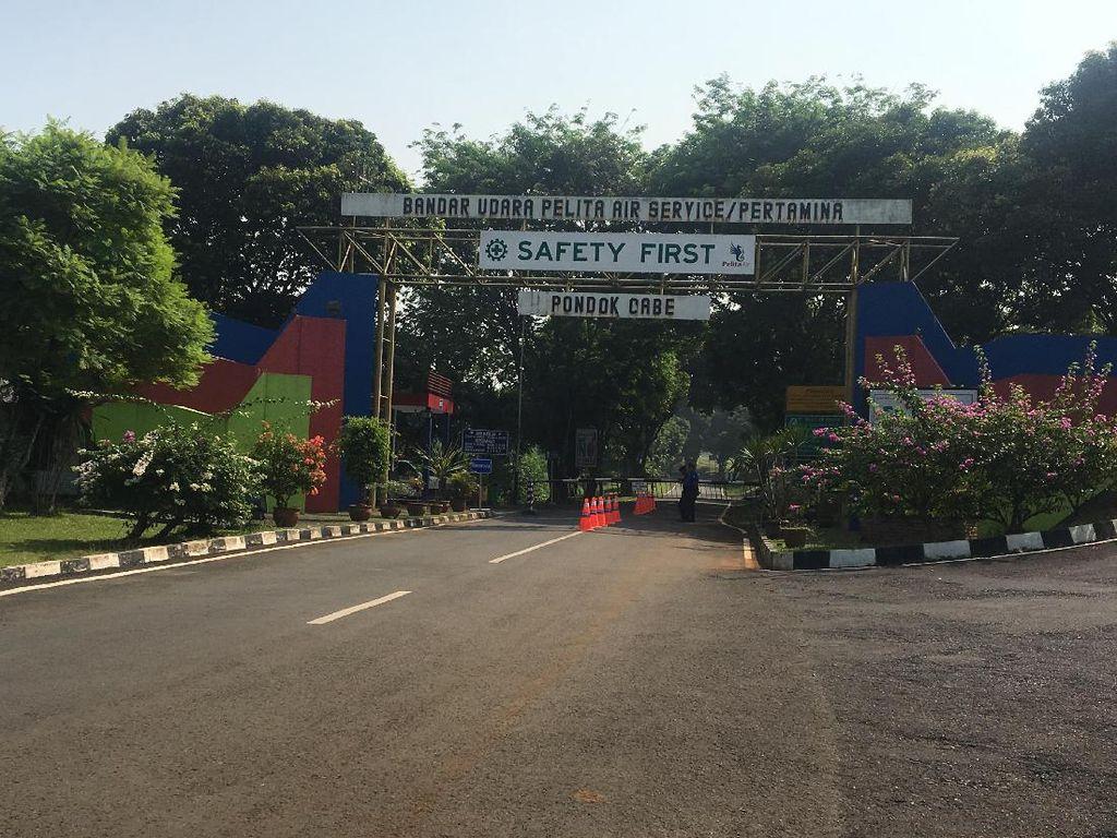 Mengintip Pondok Cabe, Calon Bandara Komersial di Selatan Jakarta