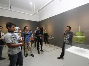 Trienal Seni Patung Indonesia Ke-3 Hadirkan 46 Pematung