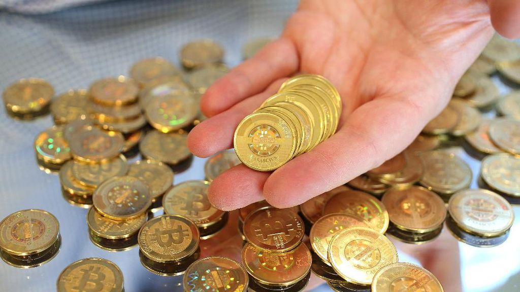 80% Bitcoin Seluruh Dunia Sudah Ludes Ditambang
