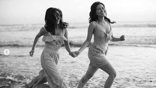 Besties! Serunya Jessica Mila dan Michelle Joan ketika Liburan