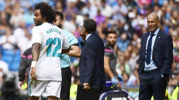 Zinedine Zidane merekrut Ferland Mendy untuk jadi penerus Marcelo.