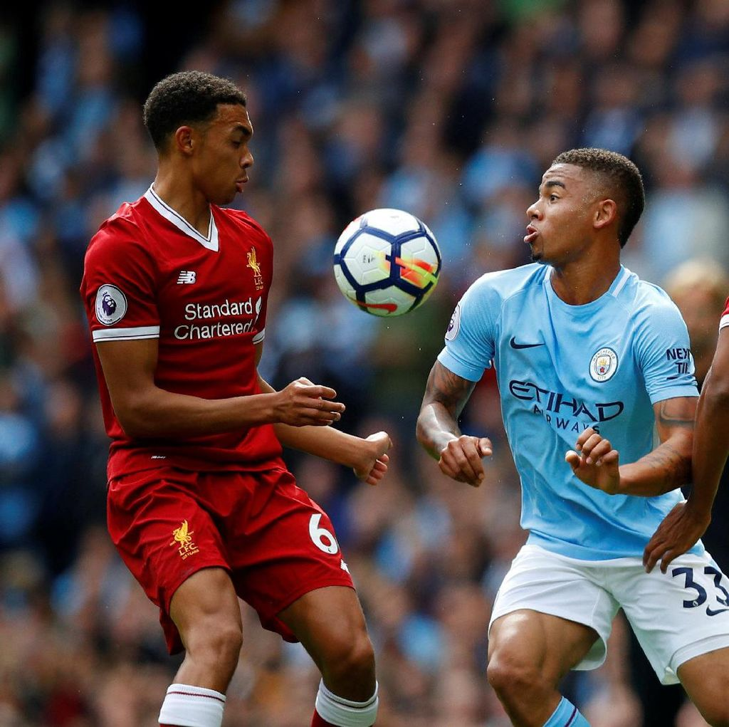 Sulit untuk Liverpool, Berat Juga Bagi City