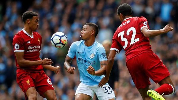 Liverpool Vs City: Menyerang Vs Menyerang