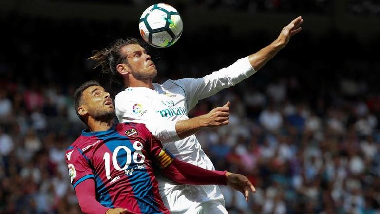 Madrid Gagal Menang Lagi, Diredam Levante 1-1