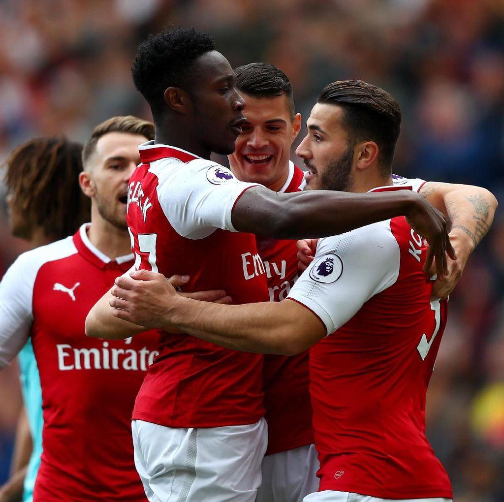 Debut Arsenal di Liga Europa: Menjamu Juru Kunci Bundesliga
