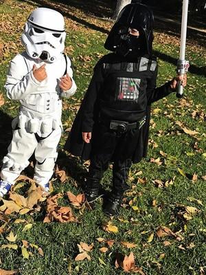 Foto: Kerennya Bocah-bocah Ini Berkostum Star Wars