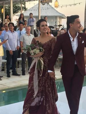 Honeymoon di Pinggir Danau Como Italia, Raisa Tergila-gila dengan Ini