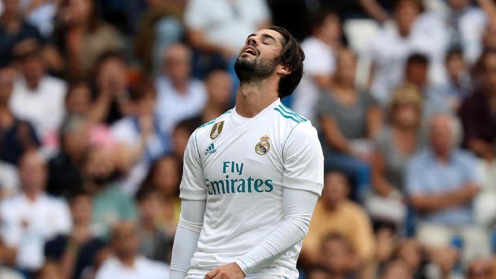 Real Madrid Tertahan Lagi