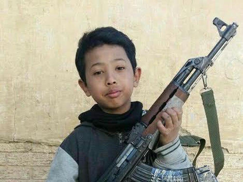 Jadi Petarung ISIS, Bocah Asal Indonesia Tewas