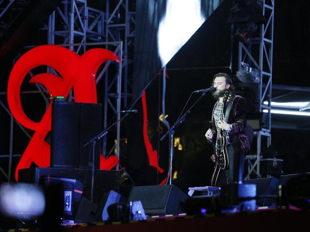 Perdana Manggung di Indonesia, Jet Sukses Meriahkan Soundrenaline 2017