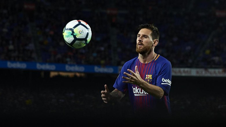 Messi Langsung Tancap Gas