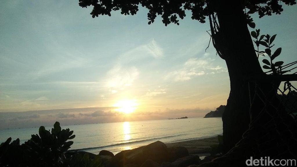 Seperti Ini Pagi Paling Romantis di Bintan