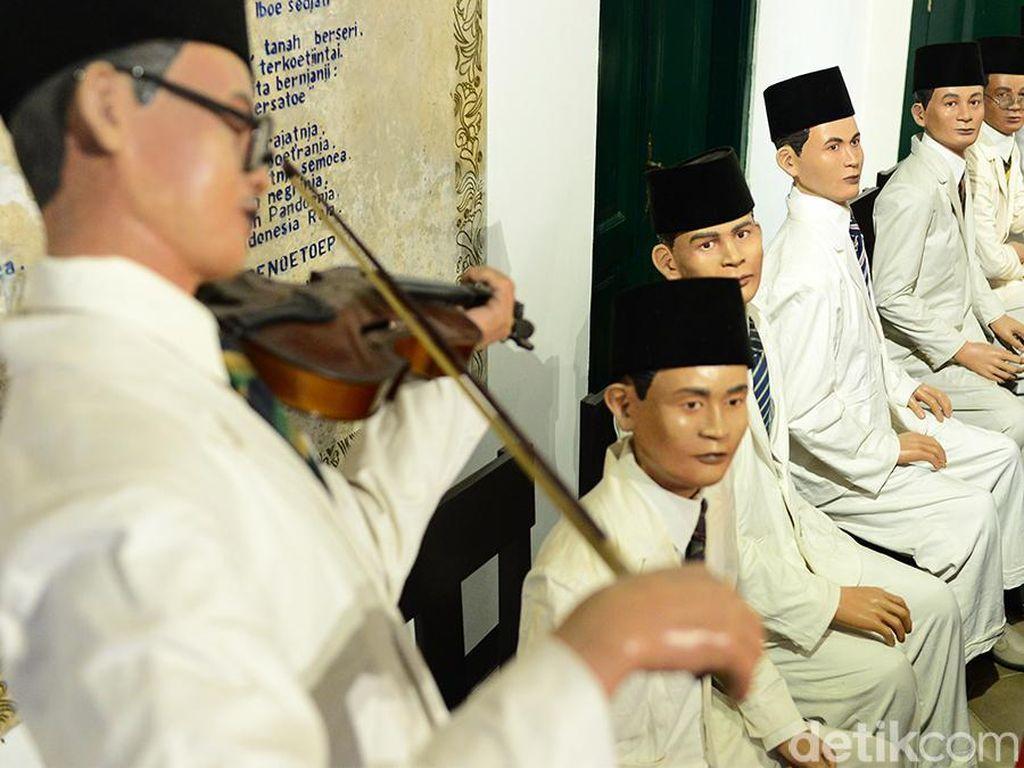 Kebesaran Hati Jong Java Demi Persatuan Indonesia di Sumpah Pemuda
