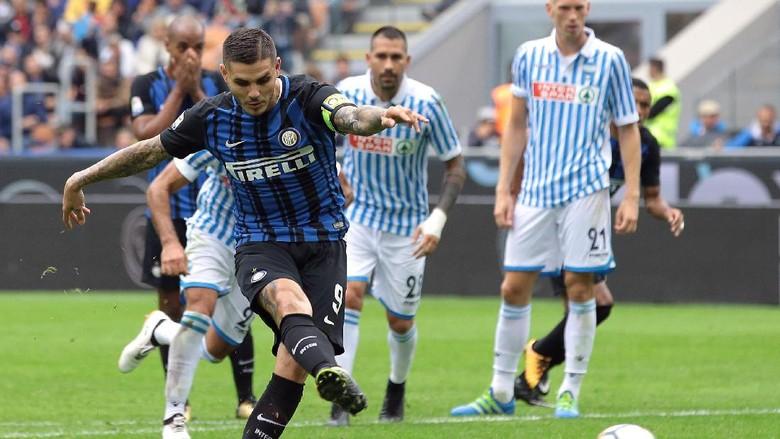 Inter Atasi SPAL 2-0