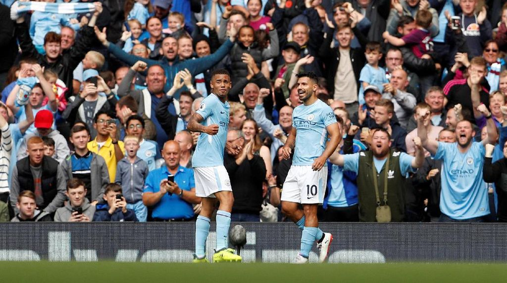 Pesta City ke Gawang Liverpool di Etihad