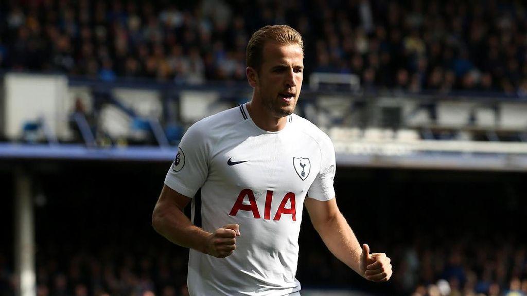 Tak Kunjung Dapat Trofi, Spurs Harus Siap Ditinggal Kane