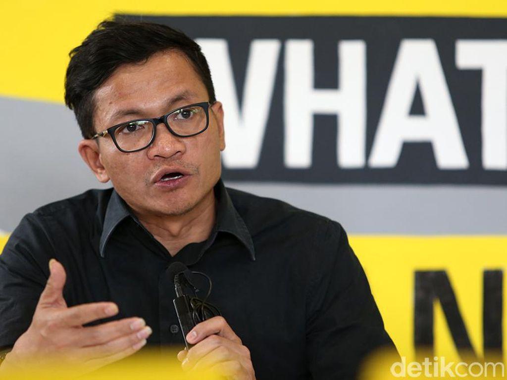 Amnesty Kritik Badge Awards, Kaitkan Pencidukan Pria Komentari Jabatan Gibran