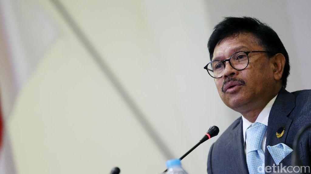 Sikap Partai NasDem Hadapi Polemik KPK-DPR