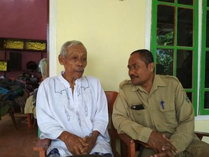 Budiharto, Pembakar Rumah Orang Tua Dikirim Ke Poli Jiwa