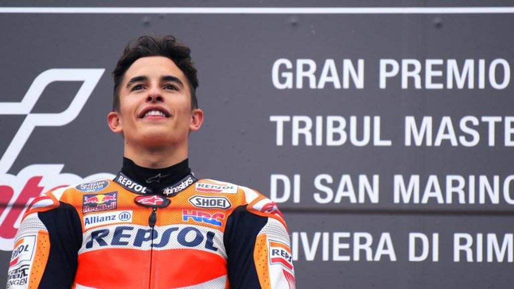 Kemenangan yang Penting untuk Marquez