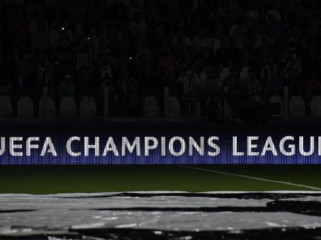Liga Champions 2017/2018 dalam Angka