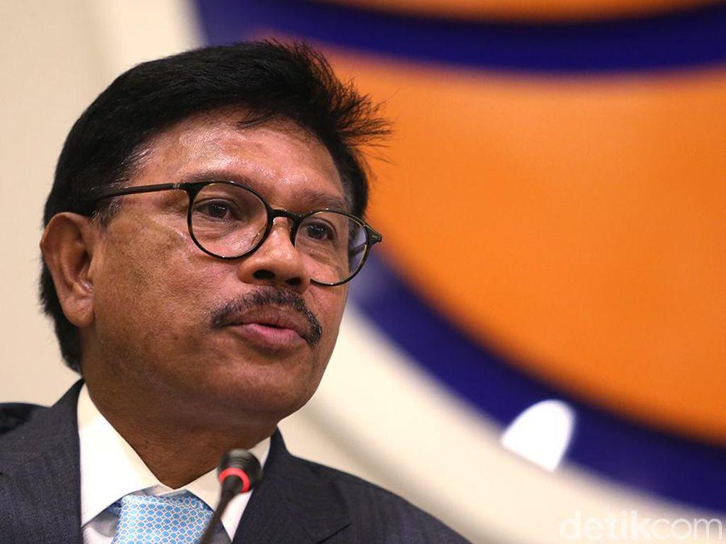 Isu Pos Menteri Bergeser, NasDem: Kami Satu Tarikan Nafas dengan Jokowi