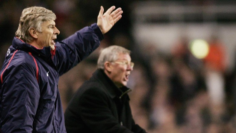 Wenger Pernah Ditaksir MU, tapi Menolak Bergabung
