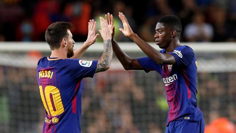 Lionel Messi Bikin Barca Lupa Suramnya Bursa Transfer