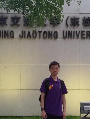 Calon Peneliti Teknologi Berbagi Kisah Kuliah di Beijing