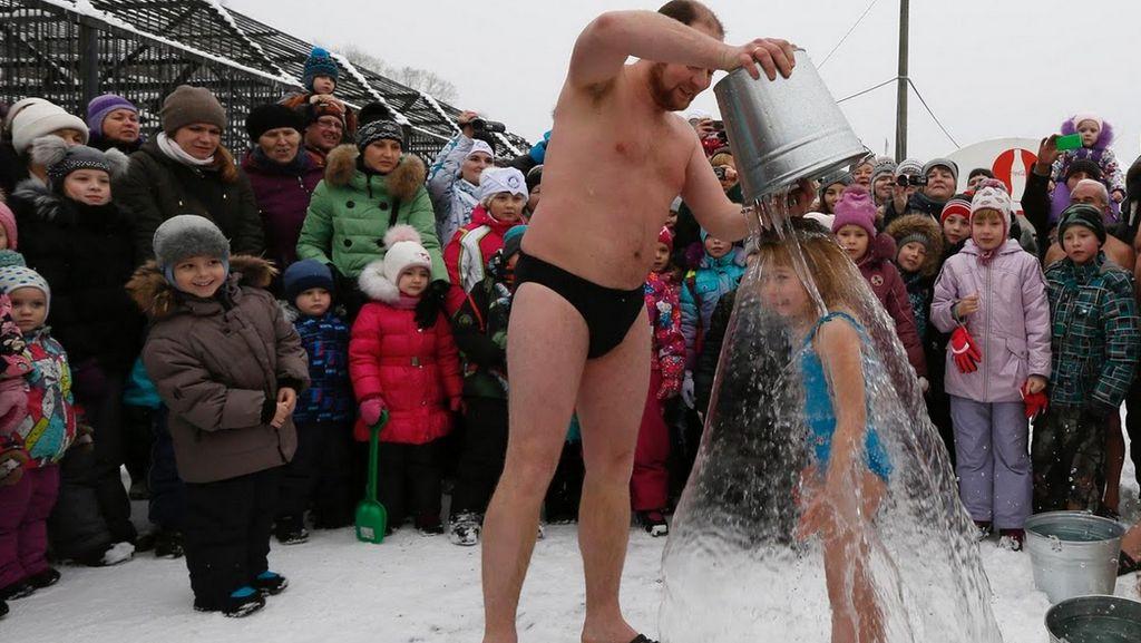 Foto: Negara Ice Bucket Challenge