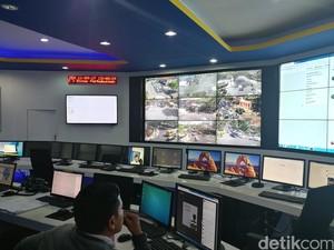 Polisi Bandung Segera Terapkan Tilang CCTV