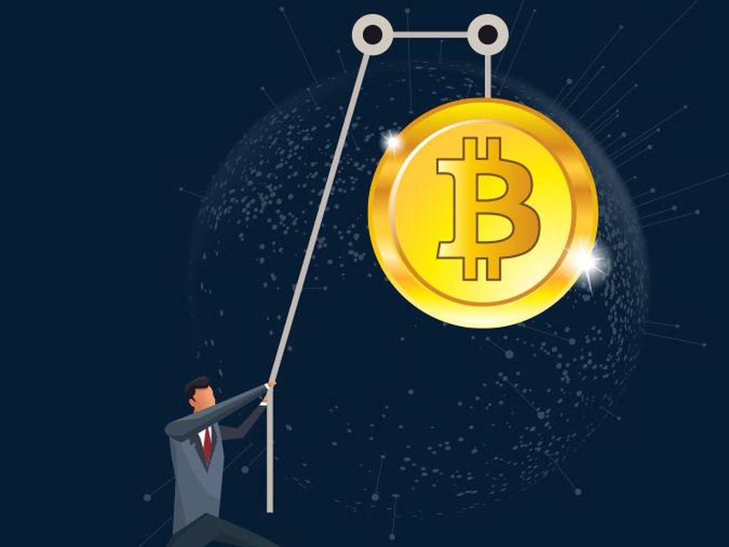 Kompak! Harga Bitcoin cs Ramai-ramai Nyungsep