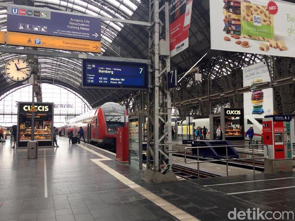 Senangnya Eropa Punya Kereta Inap yang Hubungkan 4 Negara