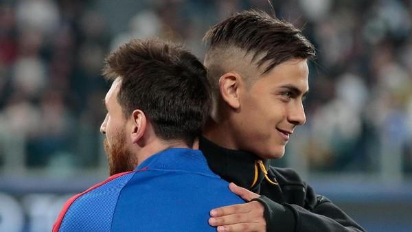 Atmosfer Camp Nou dan Messi Akan Jadi Motivasi Ekstra untuk Dybala