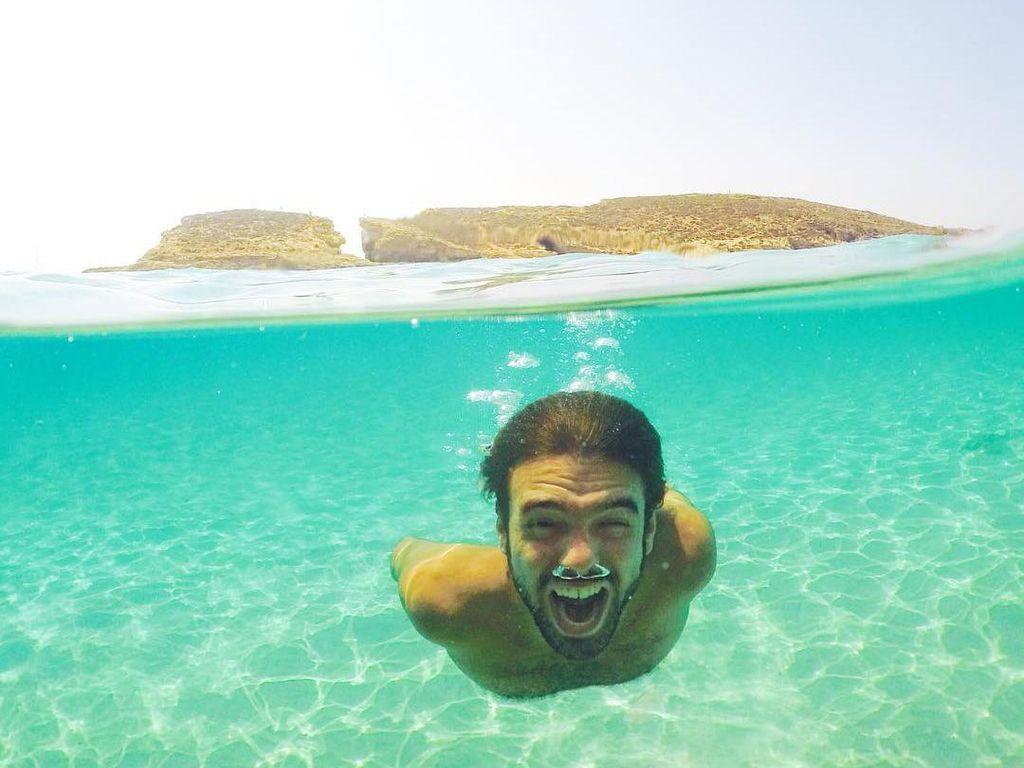 Inspiratif! Traveler Tuna Rungu yang Dapat Menjelajahi Dunia