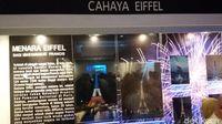 Penjelasan cahaya Menara Eiffel