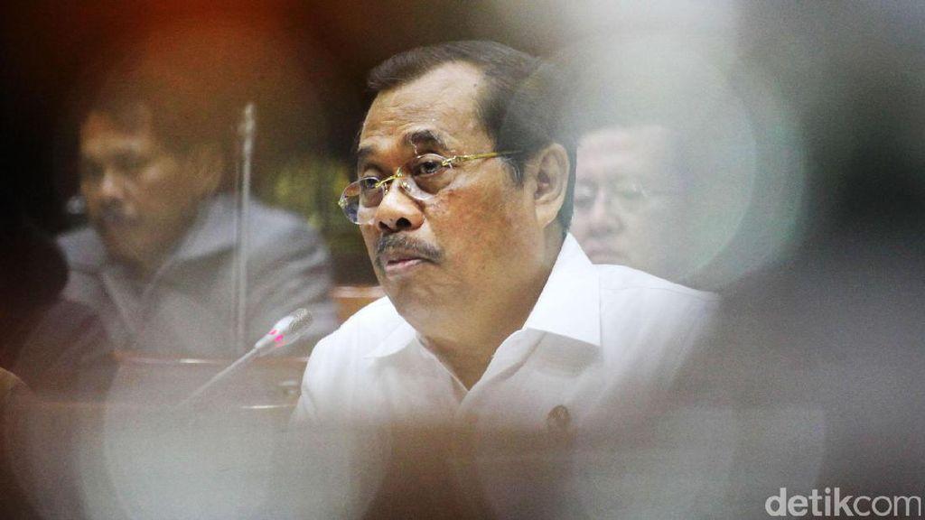 Jaksa Agung dan DPR Bahas Wacana Satgas Tipikor