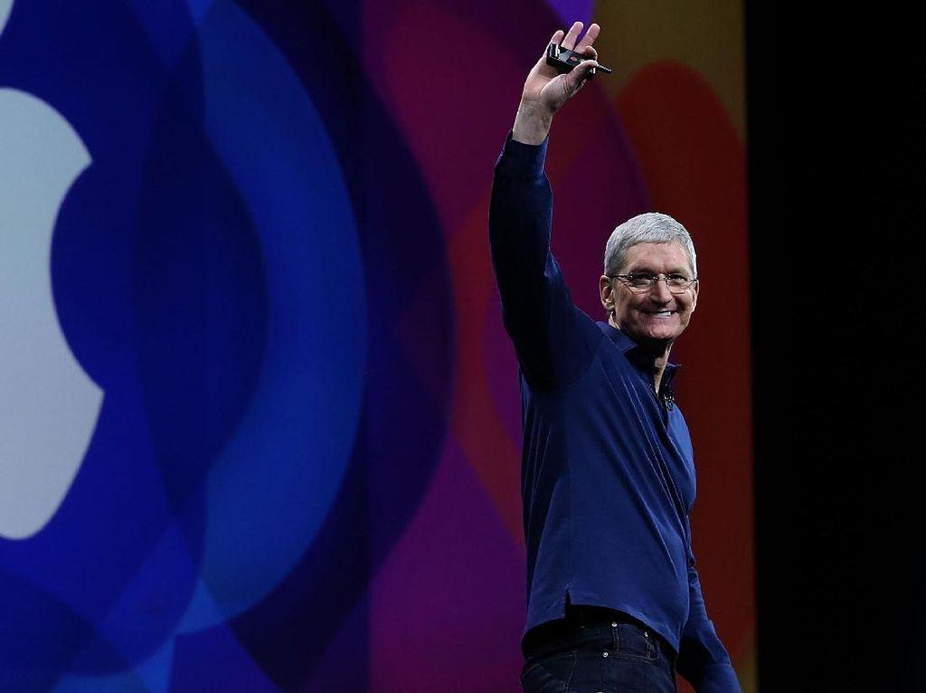 iPhone Anyar Tak Punya Kepribadian
