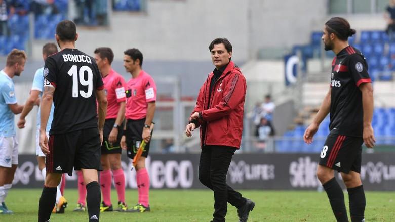 Milan Diminta Bersabar dengan Montella