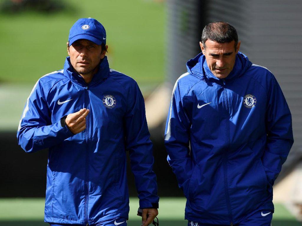 Beberapa Pemain Chelsea Tak Senang dengan Metode Latihan Conte?