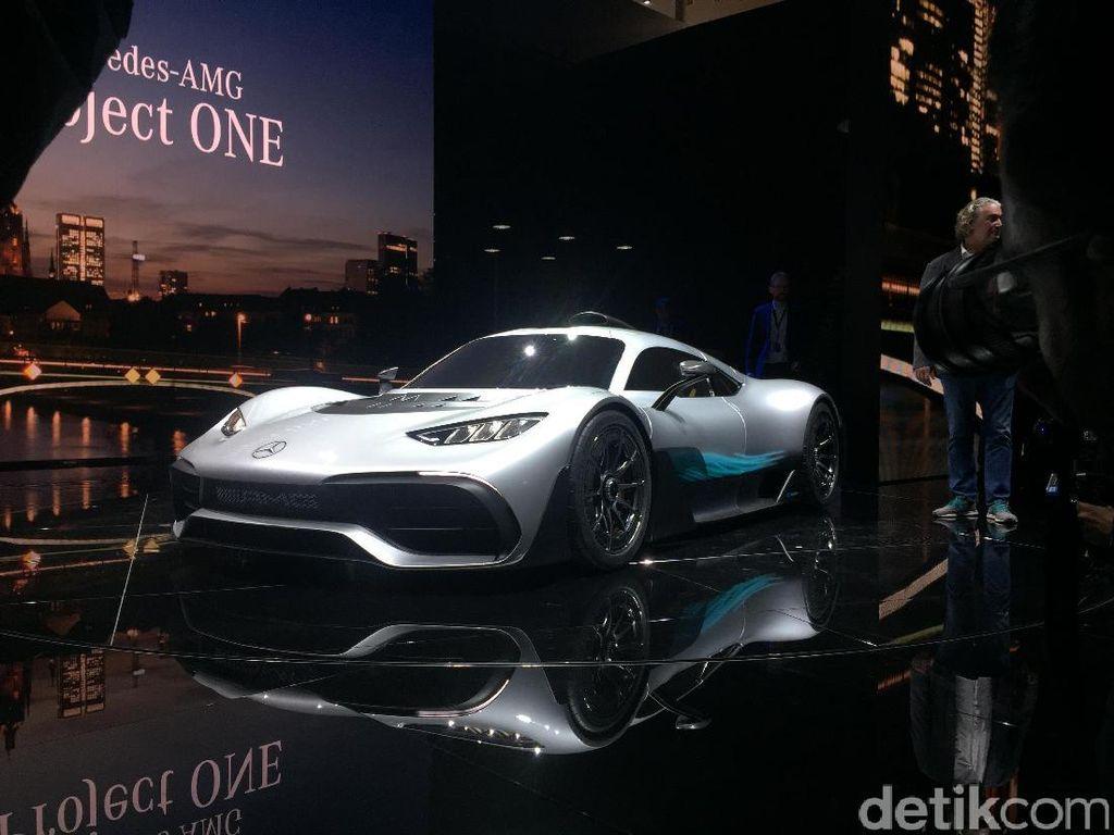 Hypercar Berteknologi F1, Mercedes Project One Dibanderol Rp 36 Miliar