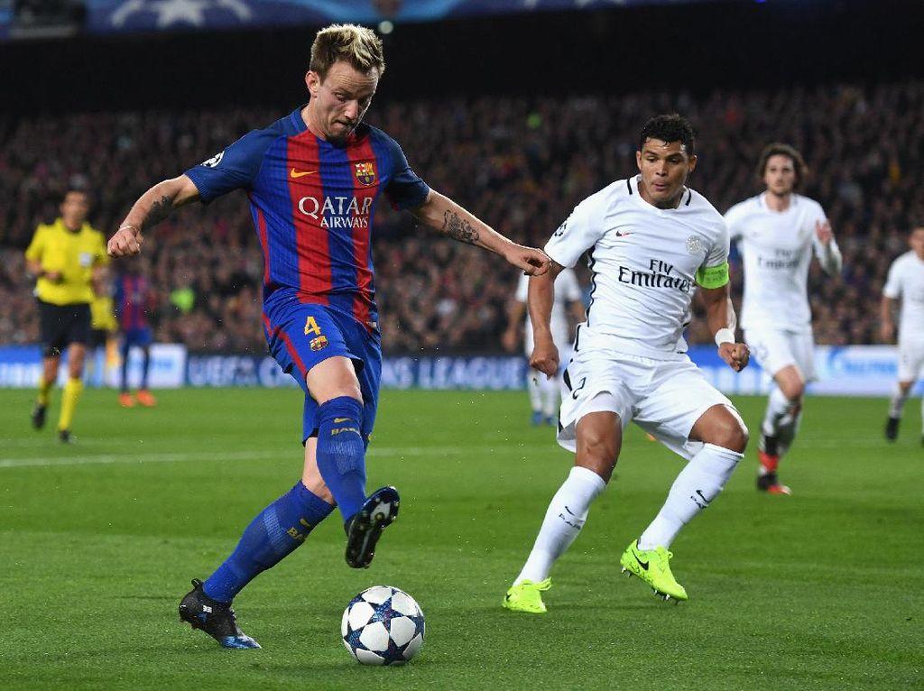 PSG Sudah Lupakan Kekalahan Besar dari Barcelona