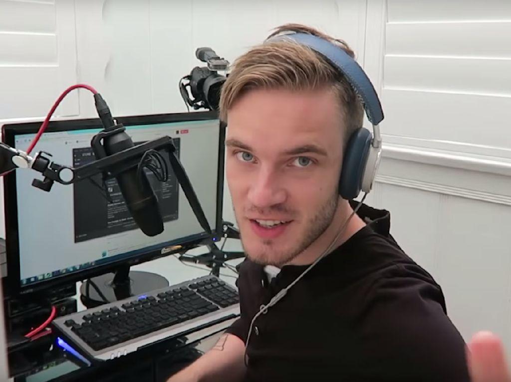 YouTuber Ternama PewDiePie Bakal Pensiun dari YouTube