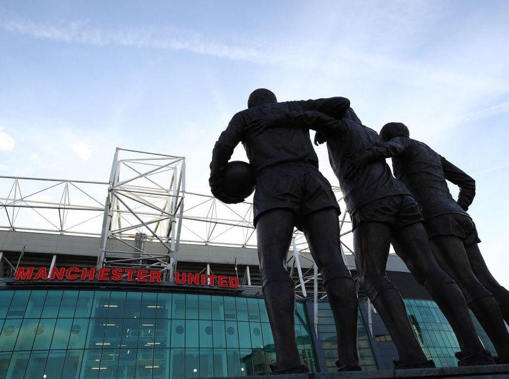 Rekor Old Trafford 81 Tahun Silam, Masih Bertahan hingga Kini