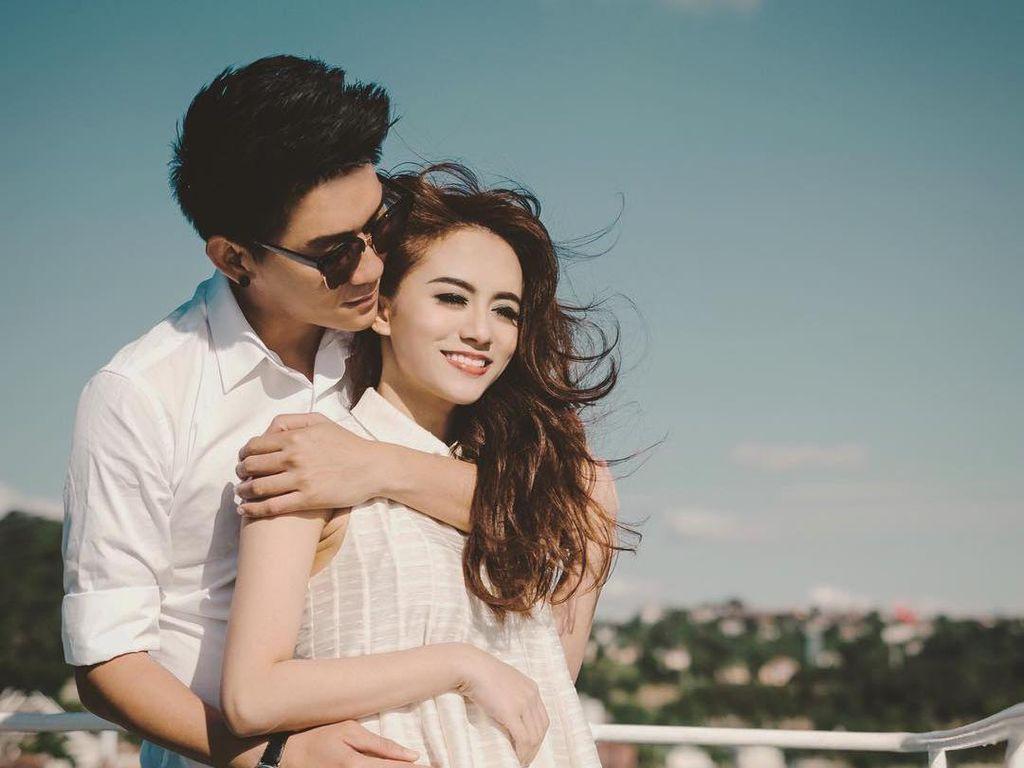 Istri Ifan Seventeen Berdoa Dijauhkan dari Fitnah Orang Kafir