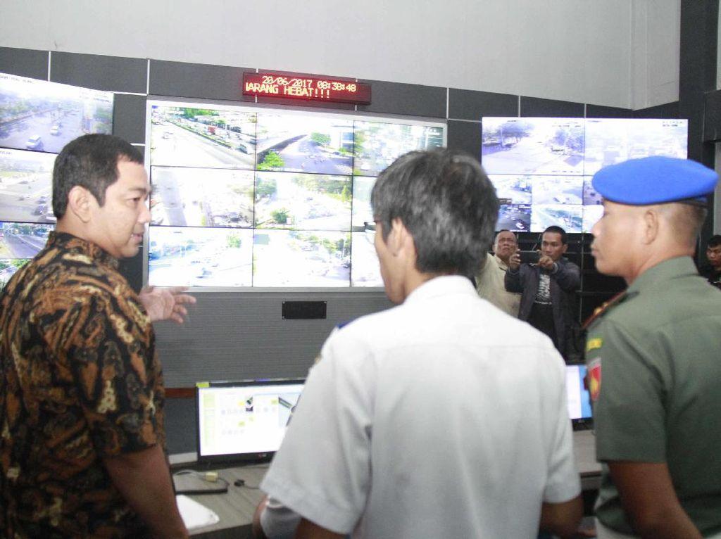 Semarang Juga Punya CCTV Bersuara, Warga Diminta Tertib Lalin