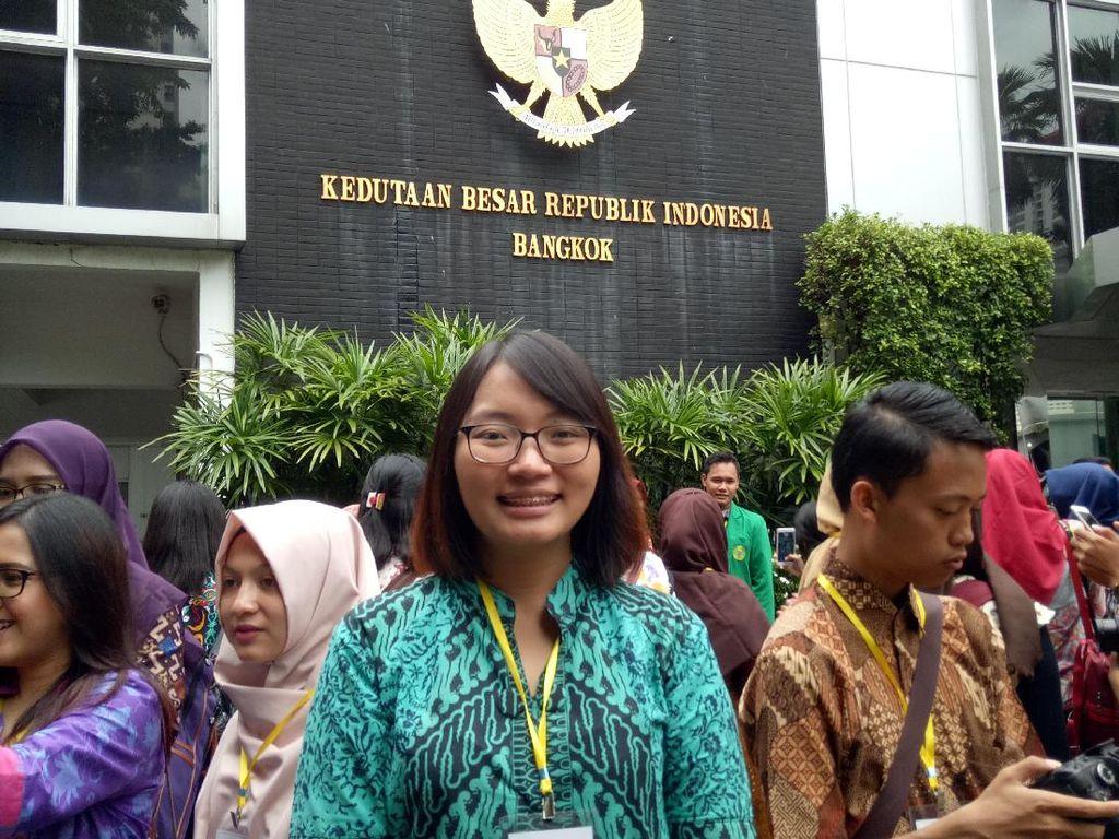 Mahasiswa Indonesia Ini Kenalkan Labuan Bajo di Bangkok
